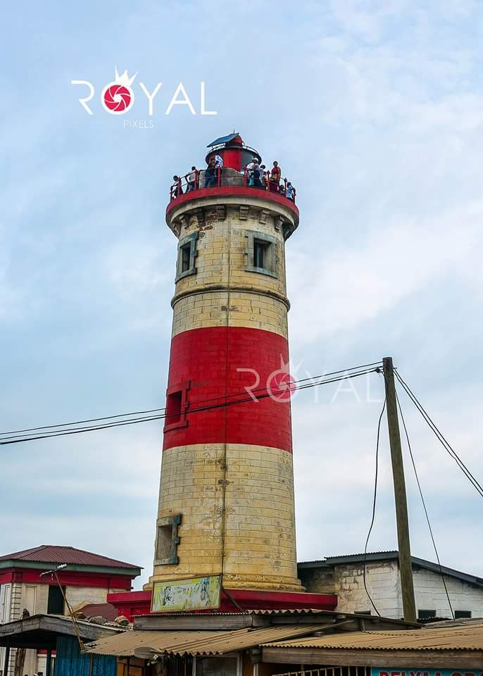 Light house at James Town. Photography by @royal_pixels